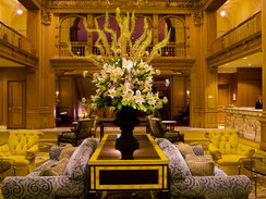 Fairmont Olympic Hotel in Seattle