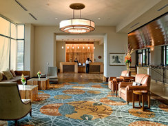 AT&T Executive Education and Conference Center Hotel in Austin