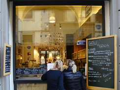 Eataly Food Store and Restaurant in Florence