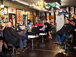 Mister Grooming and Goods Barber Shop in Pittsburgh