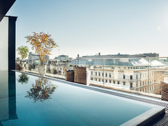 Grand Ferdinand Hotel in Vienna