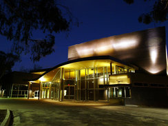 La Jolla Playhouse in San Diego
