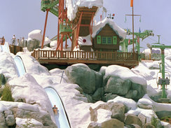 Disney's Blizzard Beach in Orlando