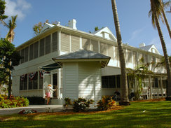 Harry S. Truman's Little White House in Florida Keys