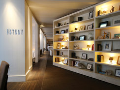 The Study at The Modern Bar in Oahu
