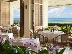 Orchids Restaurant in Oahu