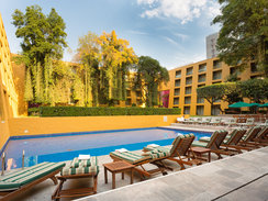 Camino Real Polanco Hotel in Mexico City