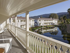 Indian Springs Resort Hotel in Napa