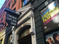 Irish Film Institute Theater in Dublin