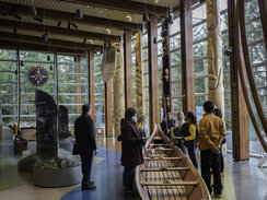 Squamish Lil'wat Cultural Centre in Whistler