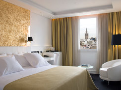 Gran Melia Colon Hotel in Seville