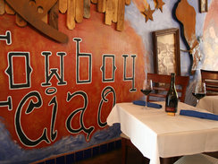 Cowboy Ciao Restaurant in Scottsdale