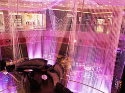 The Chandelier Bar in Las Vegas