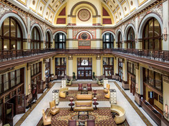 Union Station Hotel in Nashville