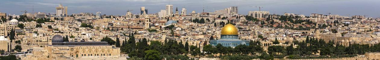 Jerusalem city in Israel
