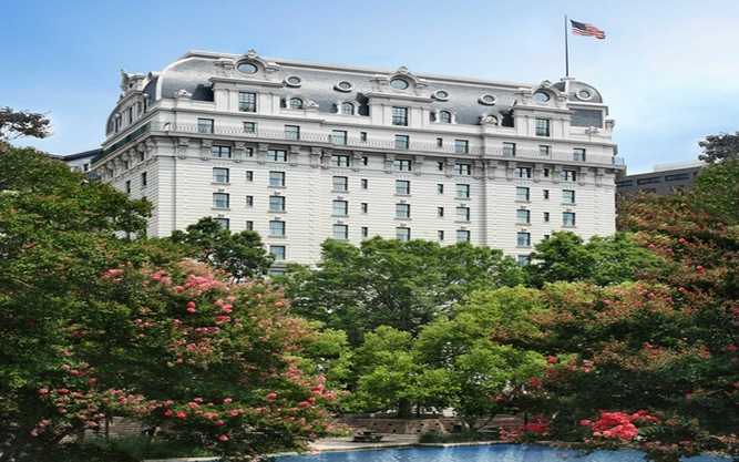 Sofitel Washington DC Lafayette Square Hotel - AccorHotels