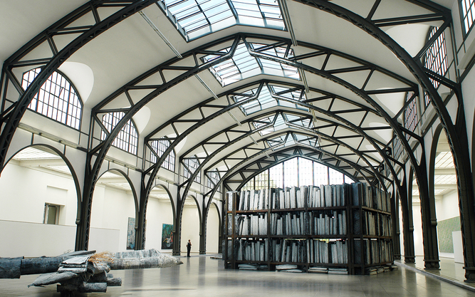 Hamburger Bahnhof museum in Berlin