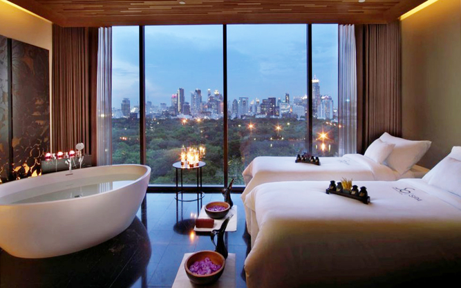 Sofitel So Bangkok Spa