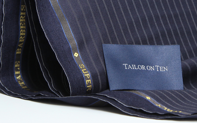 Tailor on Ten Store in Bangkok
