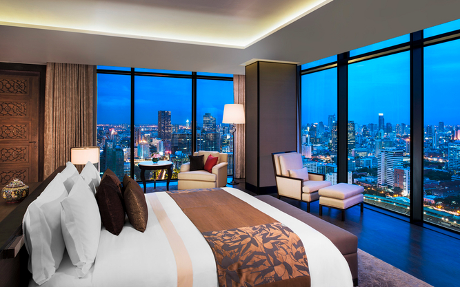 The St. Regis Bangkok Hotel