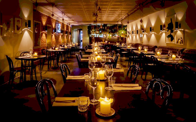 French Restaurants In South Mumbai
