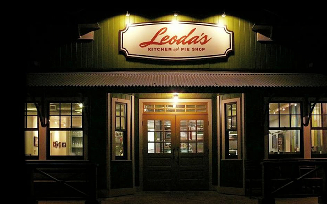 Leoda's Restaurant in Maui