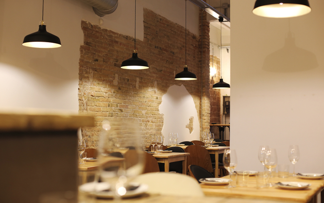 Mano Rota Restaurant in Barcelona