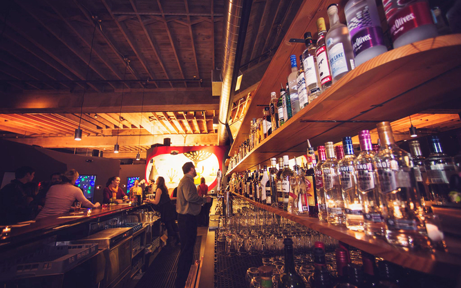 Portland Or Nightlife Best Bars Amp Clubs Travel Leisure