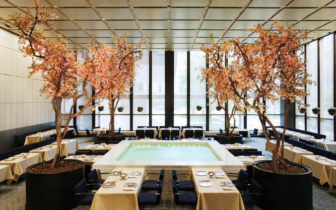 Four Seasons Restaurantl New York