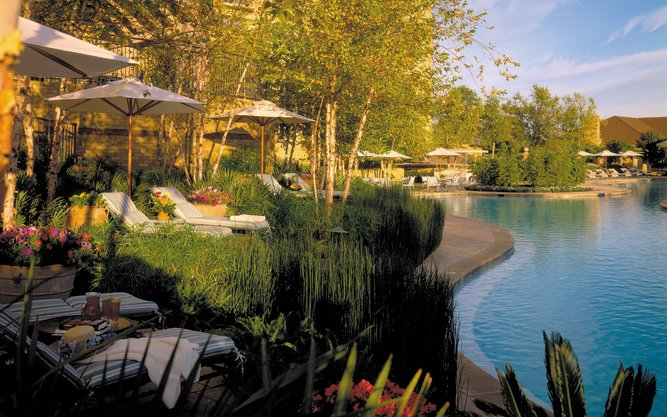 Four Seasons Resort and Club Dallas at Las Colinas Hotel