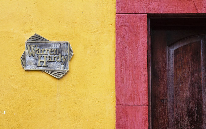 Warren Hardy Spanish Language School in San Miguel de Allende
