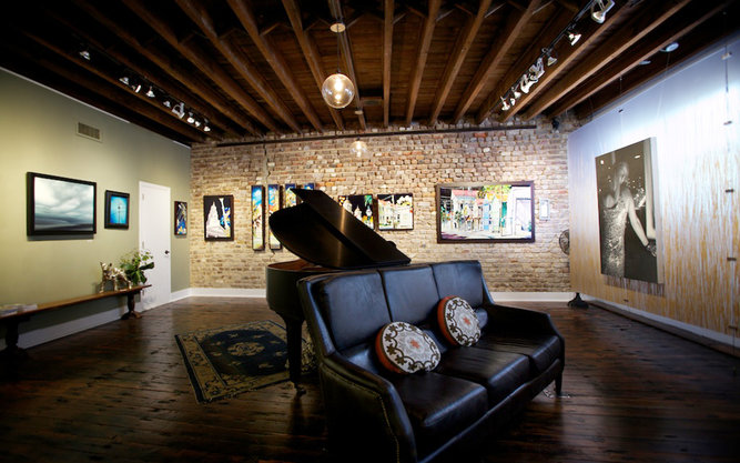Robert Lange Studios in Charleston