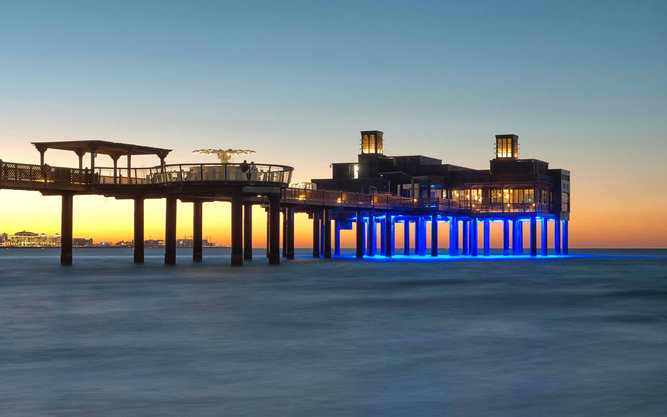 Pierchic Restaurant in Dubai