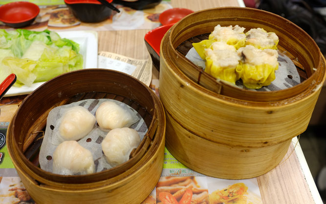 Tim Ho Wan Restaurant in Hong Kong