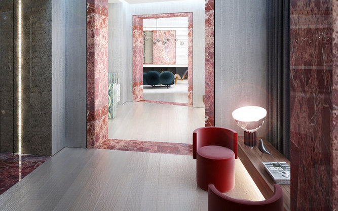 Fendi Suites Hotel in Rome