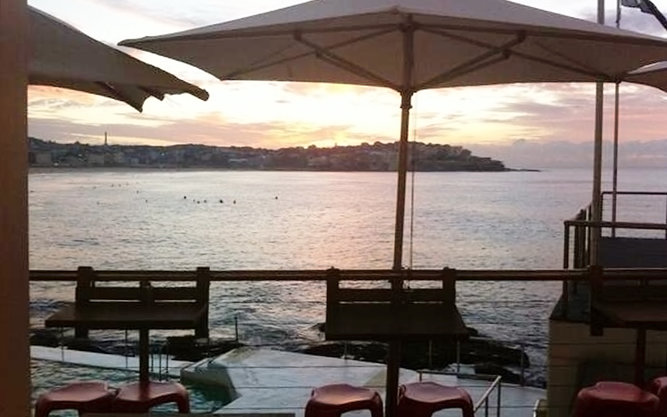The Crabbe Hole Restaurant in Sydney near Bondi Beach