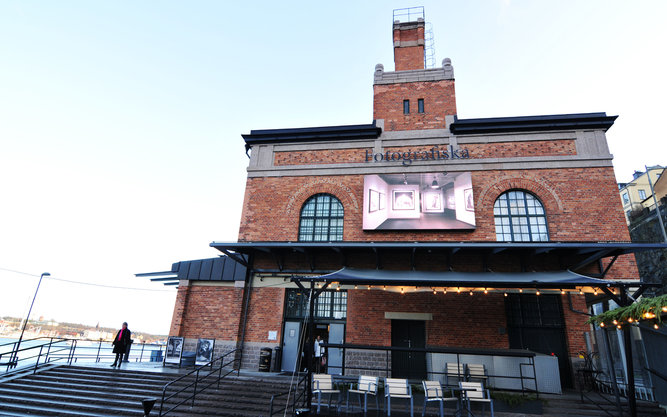 Fotografiska Photography Museum in Stockholm