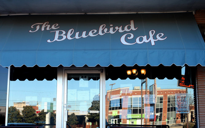 Bluebird Cafe Music Club in Nashville