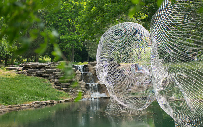 Cheekwood Botanical Garden and Museum of Art in Nashville