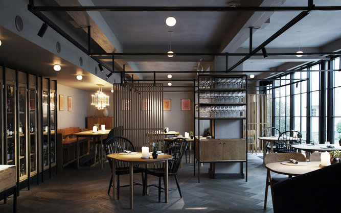 Copenhagen restaurants find the best restaurants in for Interior design agency copenhagen