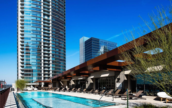 JW Marriott Hotel in Austin