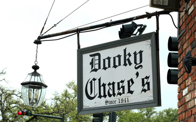 Dooky Chase Restaurant in New Orleans