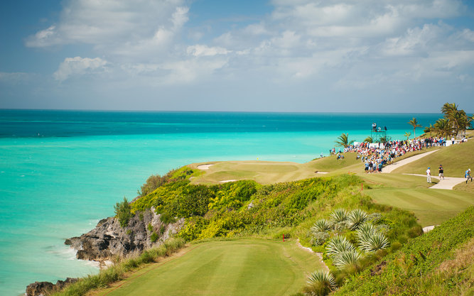 Port Royal Golf Course in Bermuda