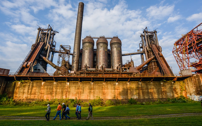 Rivers of Steel Heritage Tours in Pittsburgh