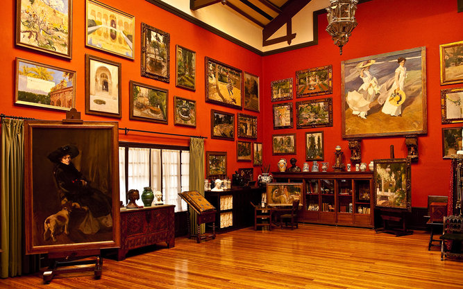 Museo Sorolla Museum in Madrid