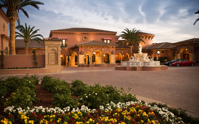 Fairmont Grand Del Mar Hotel in San Diego