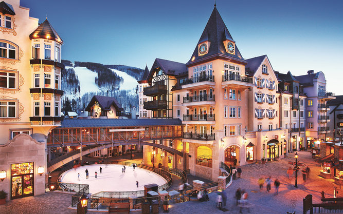 The Arrabelle Hotel in Vail