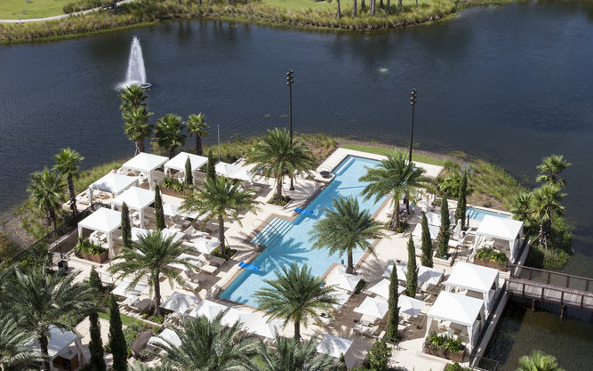 Four Seasons Resort Orlando Hotel