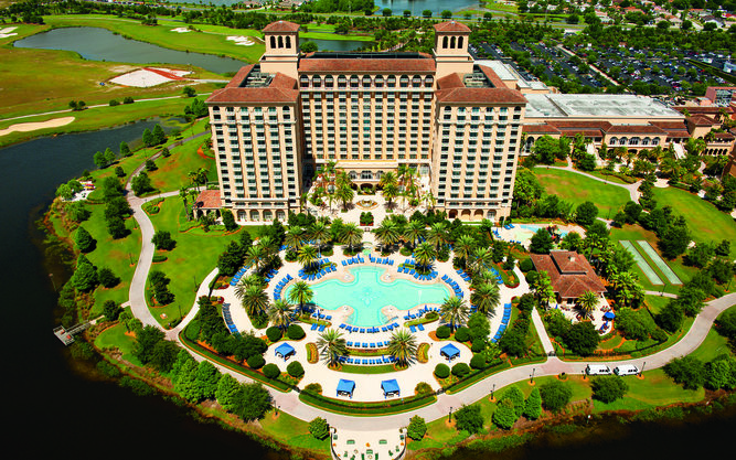 The Ritz-Carlton Orlando Grande Lakes Hotel