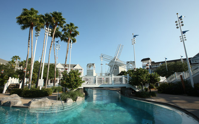 Disney's Beach Club Resort Hotel in Orlando